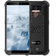 "OUKITEL WP5 8000mAh IP68 shockproof Rugged Smartphone Android 9.0 Triple Camera Face/Fingerprint ID 5.5"" 4GB 32GB Mobile Phone"
