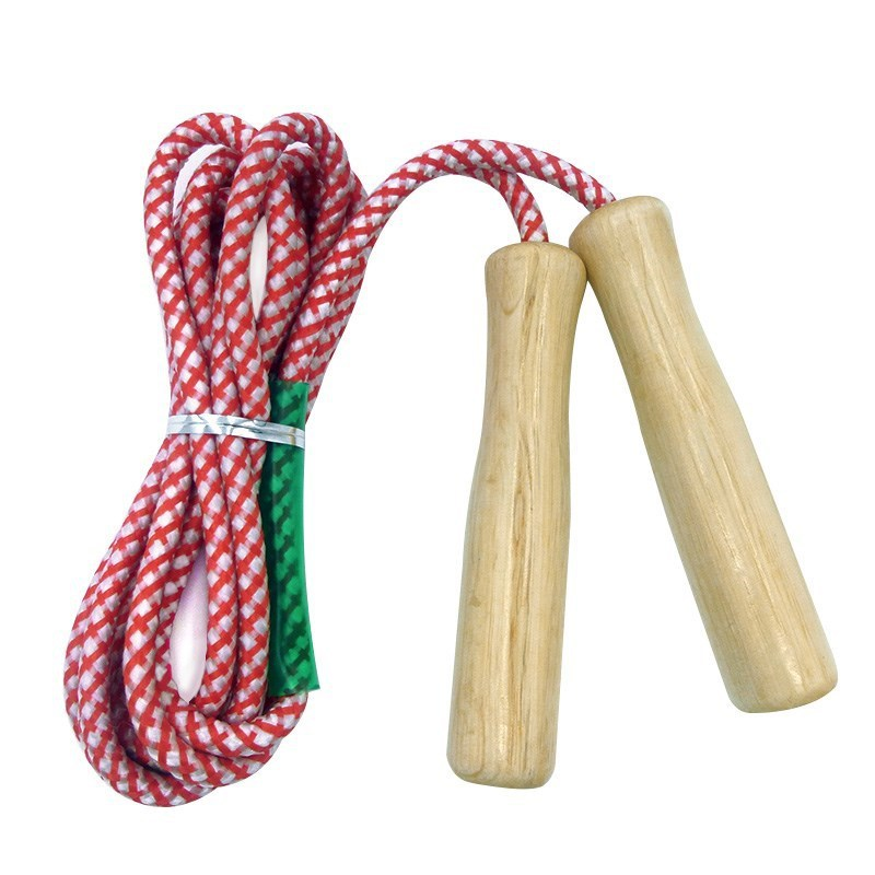 Profession Fitness Adult Women Jump Rope Children Primary School The Academic Test For The Junior High School Students Braided R