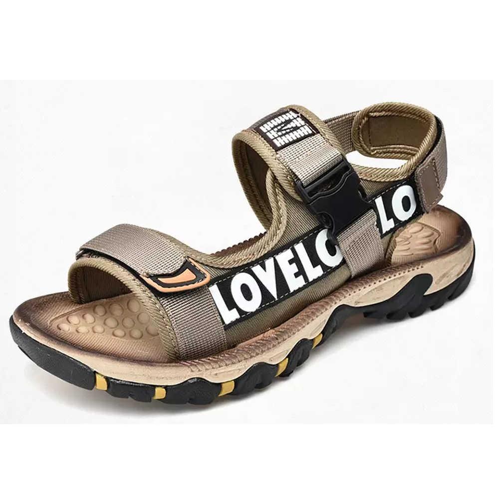Men Sandals Summer Soft Comfortable