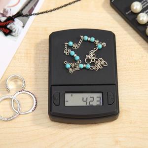 Портативные ювелирные цифровые весы, карманные весы lcd Цифровые электрические весы для алмазных ювелирные изделия с чеканкой баланс веса