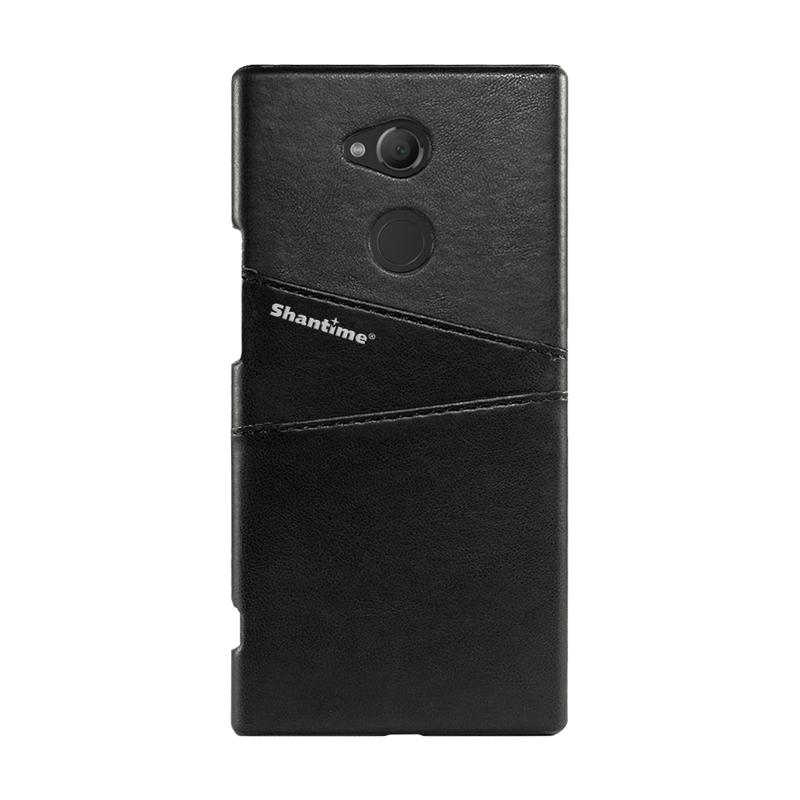 For Sony Xperia XA2 Ultra Phone Case For Sony Xperia XA2 Plus Case Leather Wallet Cover With Card Slot Holder Luxury Sense