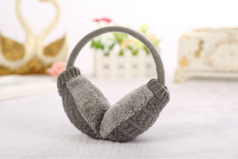 Ear Warmers Women Ladies Girl Sweet  Plush Fluffy Warm Fur Earmuffs Earlap Ear Cover Ear Muffs Orejeras Winter Freeshipping