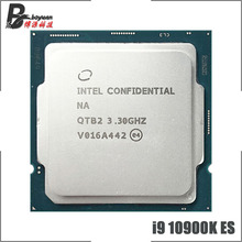 CPU Processor Intel-Core I9-10900k QTB2 Lga 1200 Ghz L3 20M Twenty-Thread 125W L2