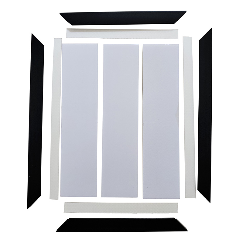 DIY PVC Foam Faux Wood Frame for Canvas Oil Painting DIY Diamond Painting Frame DIY Frame Picture Room Wall Decor Frame