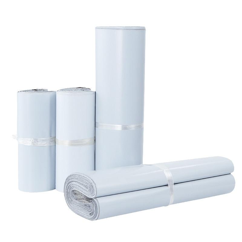 50pcs Plastic Envelope Bag Self-seal Adhesive Courier Storage Bags Plastic Poly Envelope Mailer Postal Shipping Mailing Bags