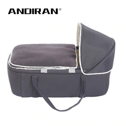 Portable Baby Bed Cradle Kid Bassinet Basket Multifunctional Movable Cot Cradle Comfortable Safety Travel Bed