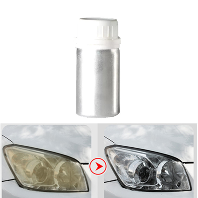 1PCS Headlight Restore Liquid 50ML Use With Creative Cups Headlight Polishing Chemical For Polishing Headlights