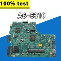 Mainboard PYMF3 0PYMF3 13325 1 for Dell Vostro 14 3445 A6 6310 Laptop motherboard Motherboards     -