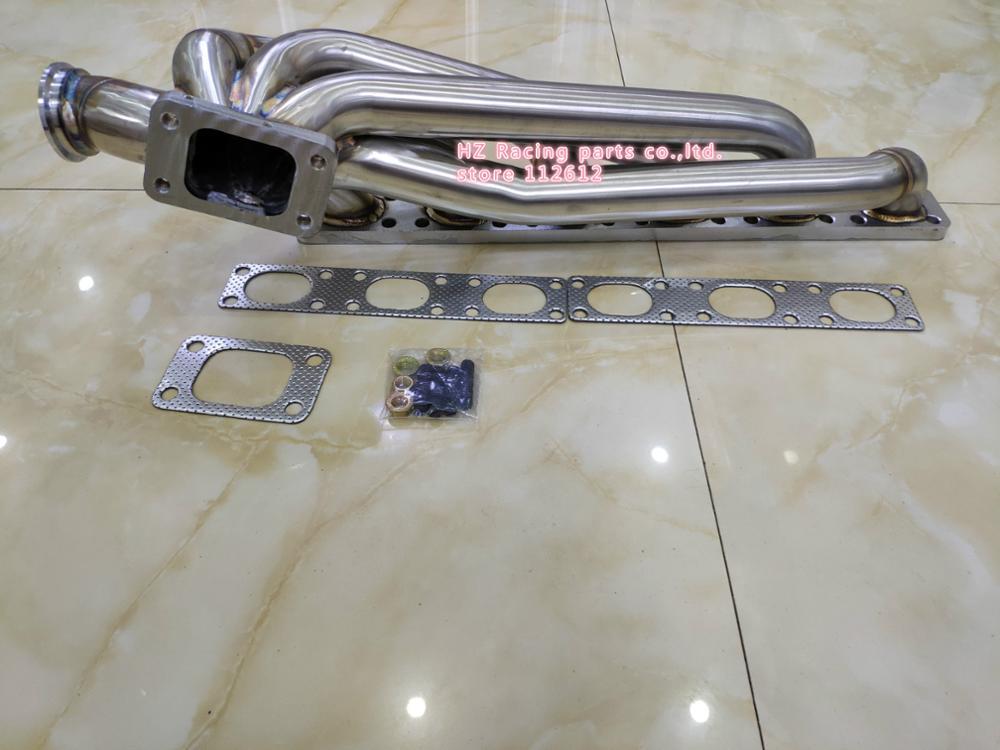 Турбо-коллектор для bmw E36 320I 323i 325i M3 S50, турбо-коллектор для bmw M50 M52 S50 S52, верхнее крепление для коллектора, модель 92- 1998 T3