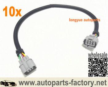 longyue 10pcs  Oxygen Sensor Extension Harness for Multipurpose