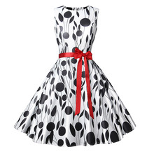 2019 Women Dress Halloween Vintage Short Sleeve Printed Evening Party Dresses S-2XL Costumes For Fashion