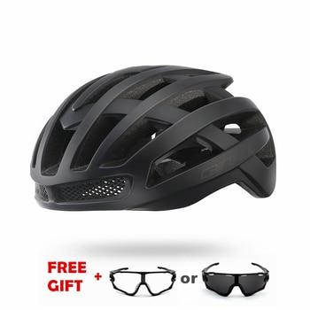 Ultraleve velopro mtb bicicleta de estrada capacetes casco ciclismo equitação capacete bmx velocidade competição casque kask cairbull ciclismo segurança boné 1