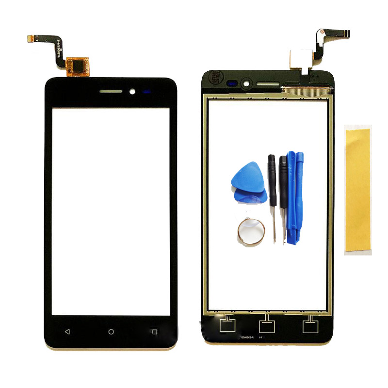 For Beeline Pro6 Pro 6 Phone Touch Screen Digitizer Panel Glass Sensor Replacement Touchsceen + Tools