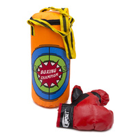 Toy Sports other 200319199 set punching bag kid 2 gloves sport game boxing set Toy Sports 200319199 Toys Hobbies Outdoor Fun Sports for children Boxing < 3 years old