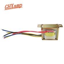 GHXAMP 6E2 6E1 צינור מגבר שנאי ספק כוח כפול 180V 6.3V AC220 230V 6N1 18W 1pcs