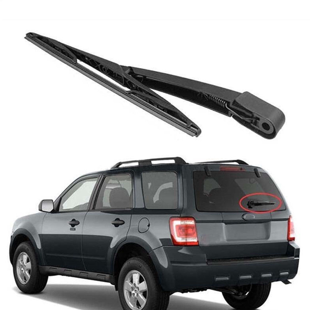 Rear Window Windshield Wiper Arm/&Blade for 2008-2012 Ford Escape Mercury Mariner