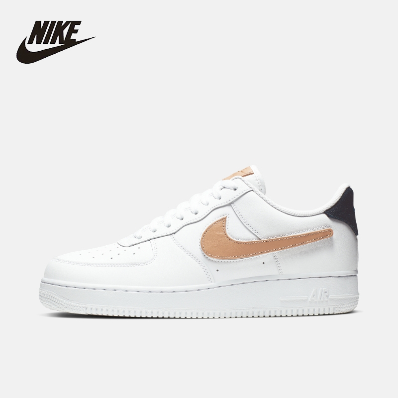 Original Nike Air Force 1 '07 LV8 3 Unisex Skateboarding Shoes Comfortable Light Outdoor Sports Sneakers CT2253-100 Hot Selling