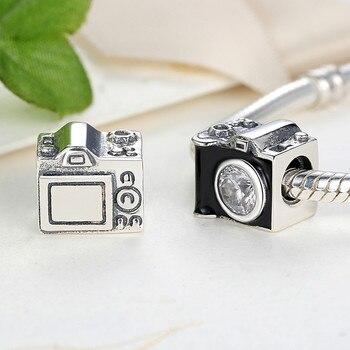 Black Enamel Camera