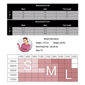 Image 5 - 重要なシームレスレギンススポーツ女性フィットネスヨガパンツハイウエストレギンススポーツファムヨガランニングおなかコントロールレギンス