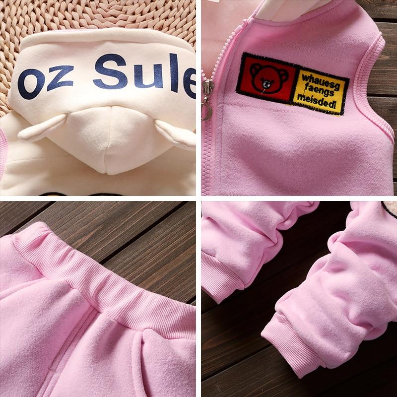 Melario bebê meninos roupas conjunto de algodão