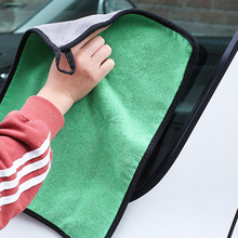 Car Wash Microfiber Towel Cleaning Drying Cloth Hemming Absorbent Washing Polishing Waxing and
