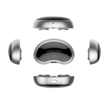 Smart Snurken Stop Biosensor anti snurken Slapen Aid met APP en sleep monitor slaap steun apparaat CPAP vervanger Stop Snurken - 4