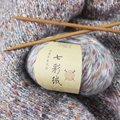 50g/pc High Quality Warm Colorful Thick Yarn Alpaca Wool Hand Knitting Scarf Needle DIY Cotton Crochet Thread crochet yarn