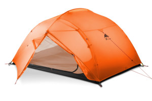 Image 2 - 3F UL GEAR 3 Person 3/4 season 15D Camping Tent large Waterproof Outdoor Ultralight Hiking Backpacking Hunting  Tent