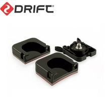 DRIFT Action Kamera Zubehör Gehen Sport Pro Yi Camcorder Adhesive Mount Kit Zubehör für Ghost 4K/X/S und stealth 2