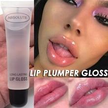 Big Lips Plumper Moisturizer Plumper Lip Gloss Moisturizer Winter Protect Lips Makeup Clear Lip Gloss Liquid Lipstick Kit