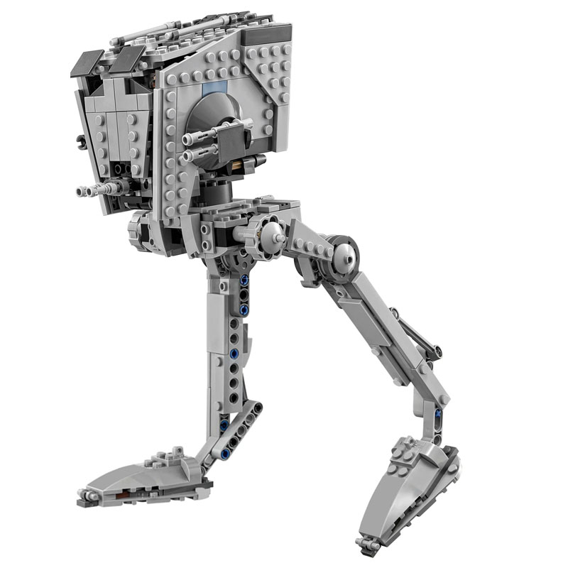 05066 série The Rogue One At-st Walker ensemble briques éducatives jouets compatibles avec les blocs de construction Star Wars