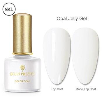 BORN PRETTY Nail Gel 120Colors 10ml Gel Nail Polish Soak Off UV LED Gel Varnish Holographics Shining Nagel Kunst Gellack 41