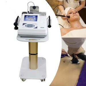 Image 2 - 2020 newest HighFrequency Heating skincare face/body massager tecar diathermy monopolar radiofrequency tecar physio machine