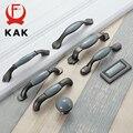KAK средиземноморские синие керамические ручки для шкафа и ручки  серые дверные ручки для гардероба  европейские мебельные ручки  фурнитура ...