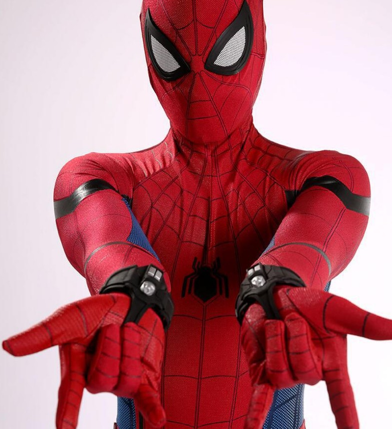 Super Hero New Spider Man Toys Children Spiderman Glove Launcher Cosplay Cool Gift Funny Toys For Boys