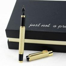 Luxury Metal Dragon Pen Vintage 0.5MM Nib Ink Pens