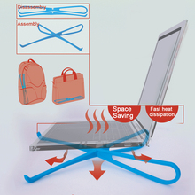 Heat-Dissipation-Bracket Pc-Stand-Holder Notebook Portable Cooling Folding Non-Slip X-Type