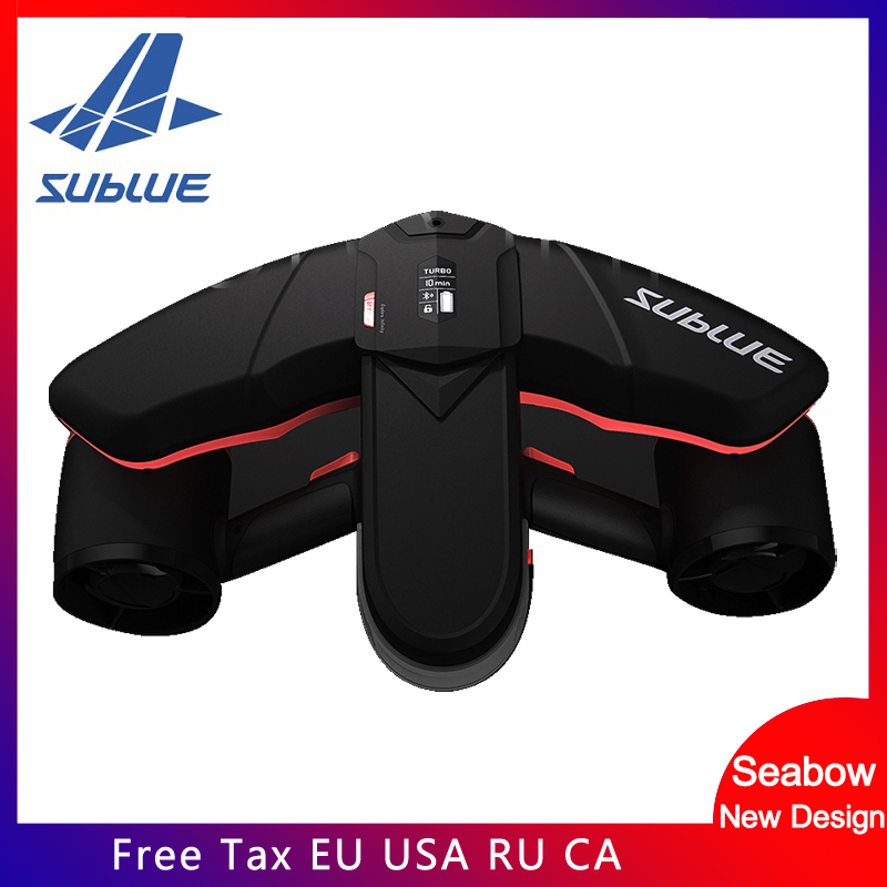 Sublue Seabow Professional Smart Electric Underwater Scooter For Diving Snorkeling In The Water Hand-held Diving Equipment