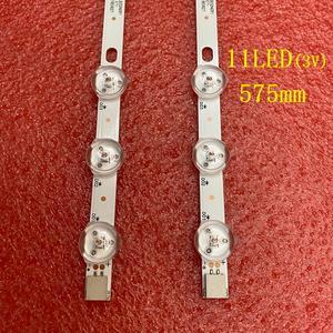 Image 4 - 2 adet/takım 11LED LED arka ışık şeridi Sharp LC32LD145K 32W1333DB 32D1334DB LT 32C670 LT 32C666 LT 32C672 LT 32C690 LT 32C896