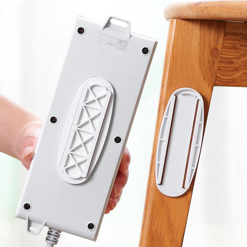 Настенные вешалки для розеток фиксированное устройство бытовой перфоратор фиксированная Пряжка настенное отверстие патч-доска Пряжка