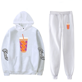 Charli Damelio Merch Hoodie Sweatshirt Sweatpants Suit Charlie Damelio Shirt Trousers Sets Unisex Clothes Bottom Pullover Top