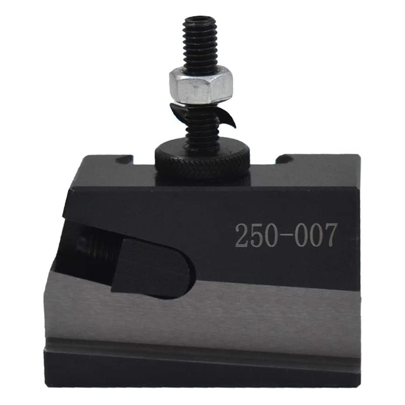 TOP 250-007 CNC Lathe Tool Holder Quick Change Tool Post Cutter Holder Screw Kit Set Boring Bar Turning Facing Holder