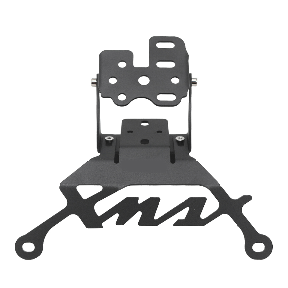 For <font><b>Xmax</b></font> 125 250 <font><b>300</b></font> 400 Motorcycle Accessories Front Stand <font><b>Holder</b></font> Smart <font><b>Phone</b></font> GPS Bar Mobile <font><b>Phone</b></font> <font><b>Holder</b></font> GPS image