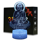 Buddhism Night Light...