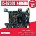 X406ua 마더 보드 i5-8250U asus x406ua x406uar 노트북 마더 보드 x406ua 메인 보드 (교환)!!