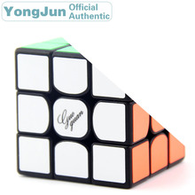 YongJun GuoGuan YueXiao 3x3x3 Magic Cube YJ 3x3 Professional Neo Speed Puzzle Antistress Educational Toys For Children yongjun diamond symbol 3x3x3 magic cube yj 3x3 professional neo speed puzzle antistress fidget educational toys for children