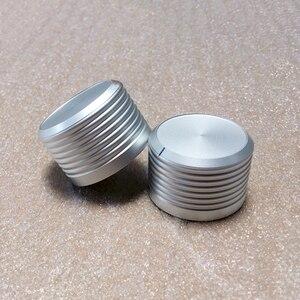Image 5 - Aluminium Volumen knob 1 stücke Durchmesser 38mm Höhe 25mm verstärker Potentiometer knob