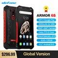 Ulefone armadura 6 s ip68/ip69k áspero telefone helio p70 octa-core 6.2