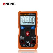 Auto-Ranging Digital Multimeter Probes Professional capacimeter Multi-tester Wire Case for Voltmetro Amperietro Tools
