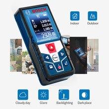 Bosch rangefinder infravermelho handheld instrumento de medição a laser médico eletrônico sala medição régua 30/40/50/80 metros